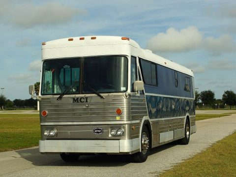 1977 MCI 5C bus conversion for sale