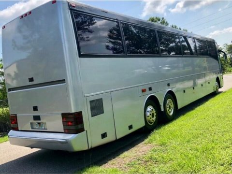 2000 Vanhool Charter bus for sale